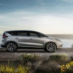 Noul Renault Espace 2015 lateral
