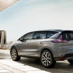Noul Renault Espace 2015 spate