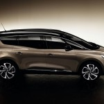 Noul Renault Grand Scenic 2016 foto lateral