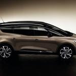 Noul Renault Grand Scenic 2016 foto lateral