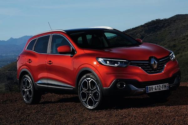 Noul Renault Kadjar