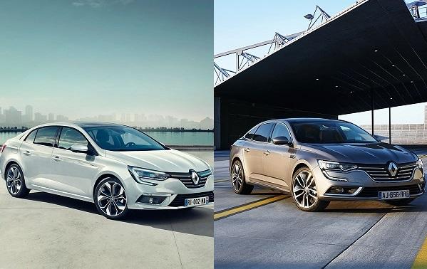 Noul Renault Megane sedan foto