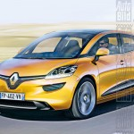 Noul Renault Scenic 2015
