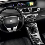 Noul Renault Scenic 2013 XMOD interior