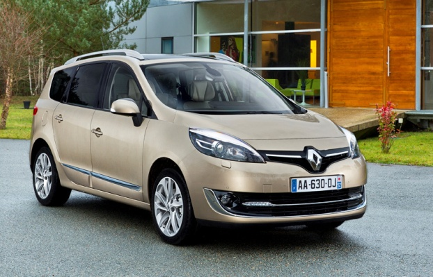 Noul Renault Scenic