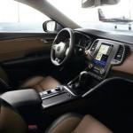 Noul Renault Talisman Estate foto interior