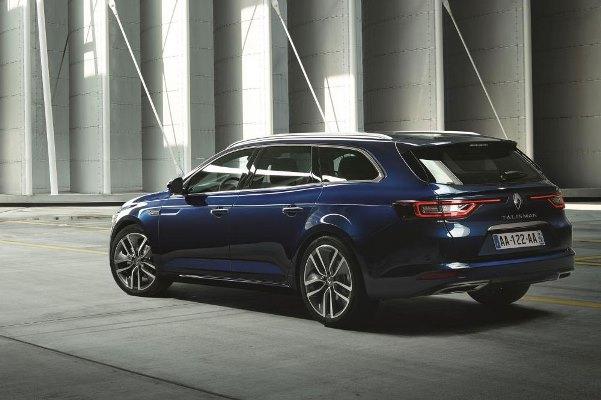 Noul Renault Talisman Estate imagini spate