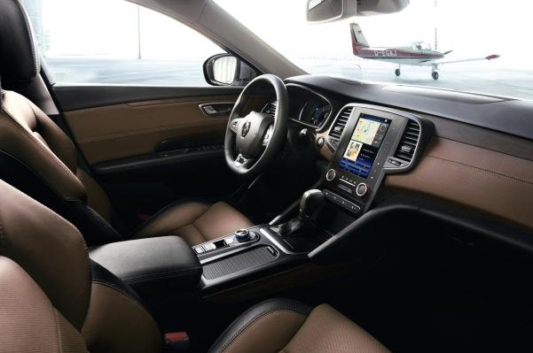 Noul Renault Talisman foto interior