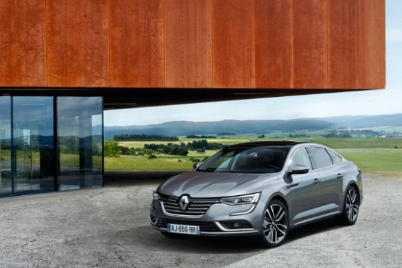 Noul Renault Talisman galerie foto
