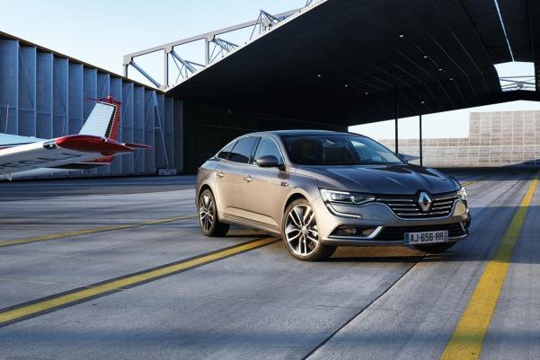 Noul Renault Talisman imagini