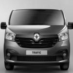 Noul Renault Trafic 2014 fata
