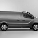 Noul Renault Trafic 2014 lateral