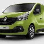Noul Renault Trafic 2014