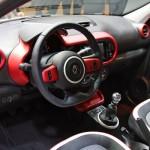 Noul Renault Twingo 2014 interior