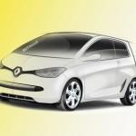 Noul Renault Twingo schita