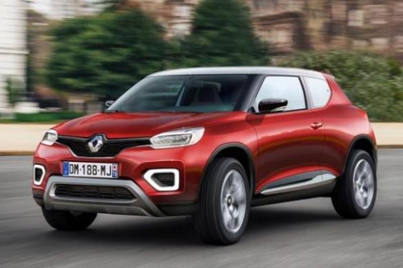 Noul Renault ieftin - schita Rene Demarets Autoexpress