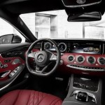 Noul S-Class Coupe 2014 interior