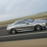 Noul S-Class Coupe 2014 lateral