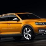 Noul SUV Skoda cu 7 locuri pentru 2015