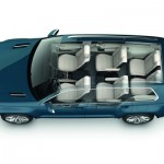 Noul SUV Volkswagen - conceptul CrossBlue 2