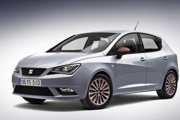 Noul Seat Ibiza 2015 facelift