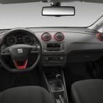 Noul Seat Ibiza 2015 facelift interior