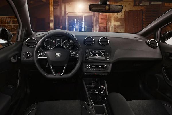 Noul Seat Ibiza Cupra poze interior