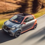 Noul Smart ForTwo 2014 in motion