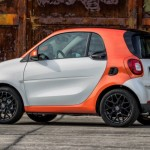 Noul Smart ForTwo 2014 lateral