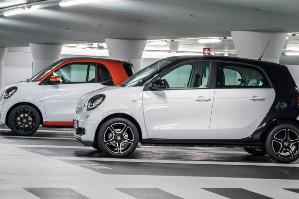 Noul Smart ForTwo 2014 si Smart ForFour
