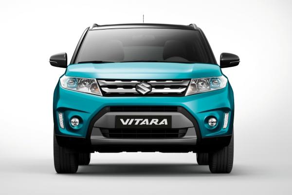 Noul Suzuki Vitara 2014 fata