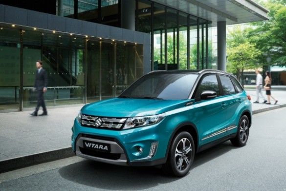 Noul Suzuki Vitara 2014 fot
