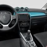 Noul Suzuki Vitara 2014 interior