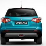 Noul Suzuki Vitara 2014 spate
