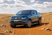 Noul VW Amarok 2016