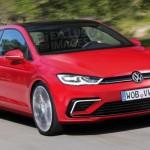 Noul VW Golf 8 imagini Auto Express