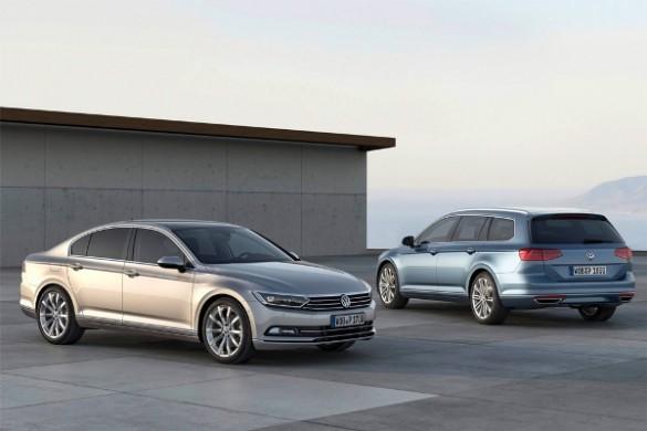 Noul VW Passat 2014