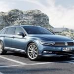 Noul VW Passat 2014 break