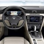Noul VW Passat 2014 interior