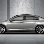 Noul VW Passat 2014 lateral