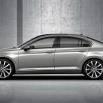 Noul VW Passat 2014 lateral