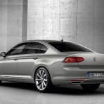 Noul VW Passat 2014 spate