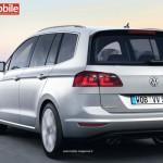 Noul VW Touran 2015
