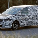 Noul VW Touran 2015 spy photos