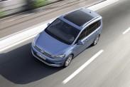 Noul VW Touran 3 general view