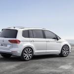Noul VW Touran 3 lateral