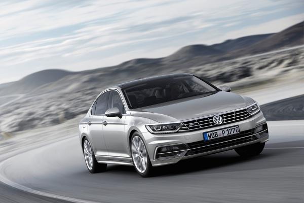 Noul Volkswagen CC va aparea pe 2 ani de la debutul lui Passat B8