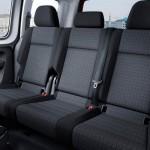Noul Volkswagen Caddy interior spate