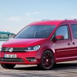 Noul Volkswagen Caddy pasageri