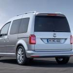 Noul Volkswagen Caddy spate